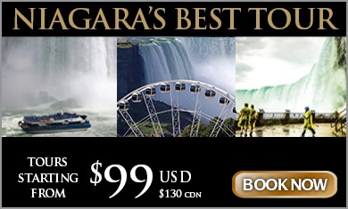 Niagara Falls Best Tour
