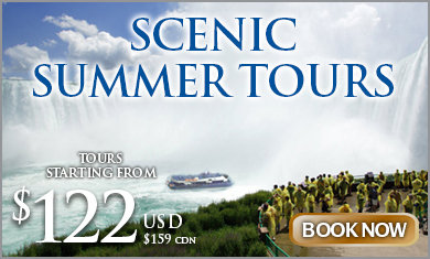 Niagara Scenic Tour Package