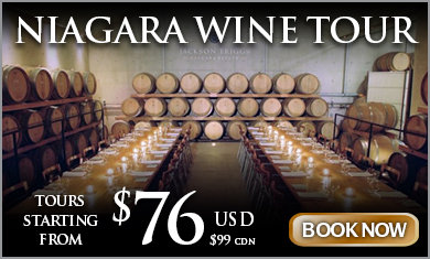 Niagara Wine Tour Packages