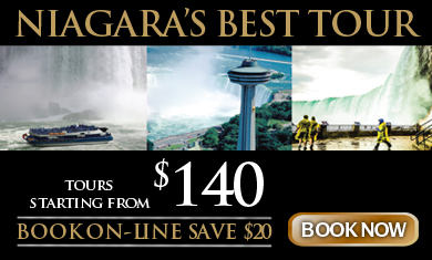 Niagara's Best Tour Package