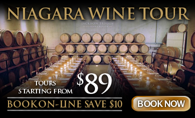 Niagara Wine Tour Package