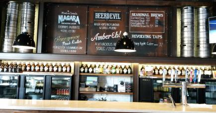 Niagara Brewing Company, Craft Brewery in Niagara Falls, Canada