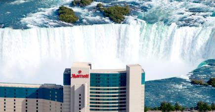 Marriott Niagara Falls Fallsview Hotel and Spa