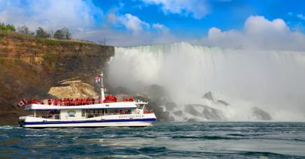 Niagara Falls Summer Scenic Tour