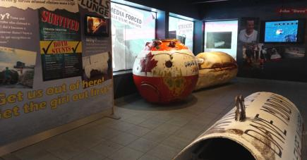 Niagara Falls IMAX Daredevil Museum