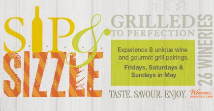 Sip and Sizzle Wine Tour