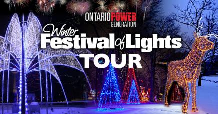 Winter Festival of Lights Tour