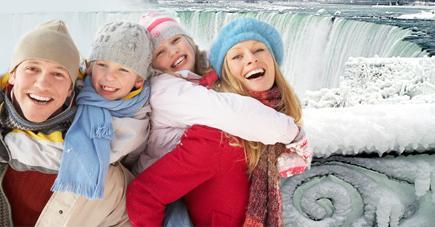Niagara Falls Winter Scenic Tour
