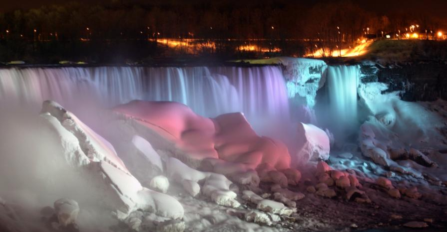 Winter Festival of Lights Tour Niagara Falls