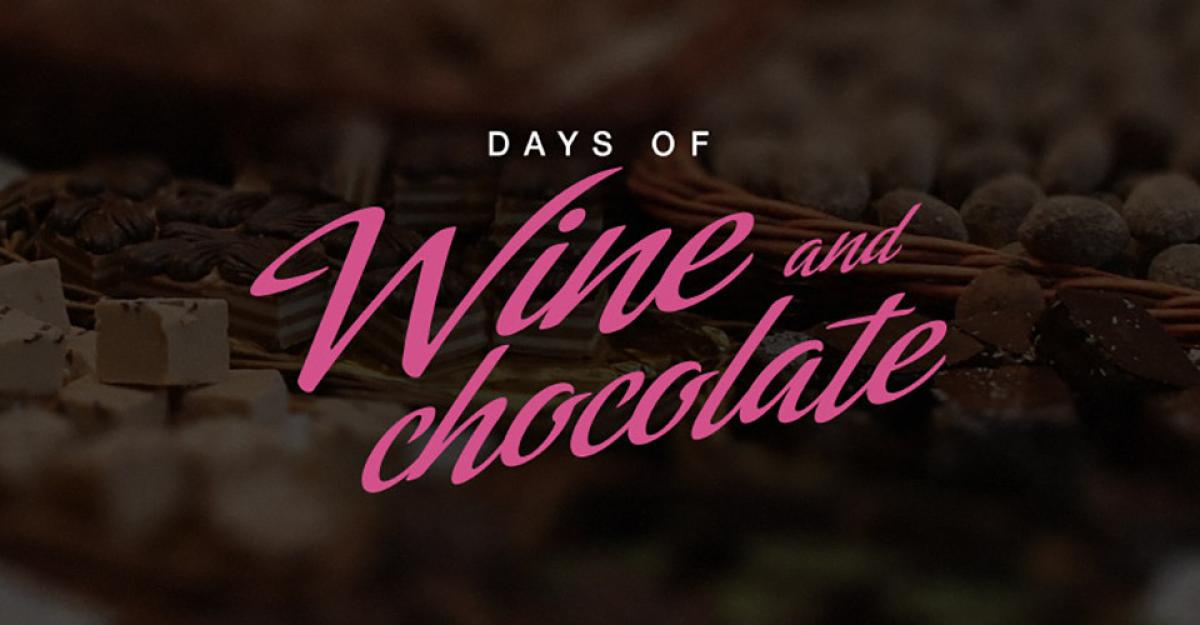 Niagara Wine and Chocolate Tour