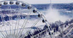 Winter Skywheel