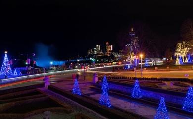 Winter Festival of Lights Clifton Hill