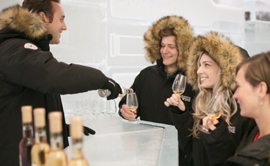 Peller Estates Icewine Lounge