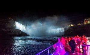 Hornblower Niagara Falls Evening Cruise